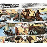 Komiks: Kruanova dobrodružství