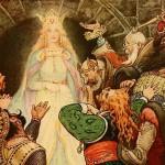 Hlavolam: Tři princezny