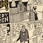 Komiks: Sherlock Holmes a bledý vězeň