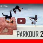 Parkour: extrémní skákání po budovách