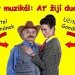 V muzikálu Ať žijí duchové! zazáří přední čeští komici