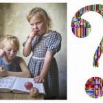 Hlavolam: Děti a jablíčka