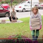 Skrytá kamera: Dívka, silačka