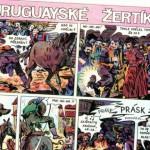 Komiks: Uruguayské žertíky