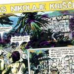 Komiks: Zápas Nikolaje Kriščenka