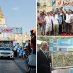 Evropou projedou elektromobily, v Monaku je přivítá princ Albert