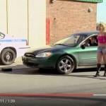 Skrytá kamera: Pane řidiči, netrubte nám na děvčata!