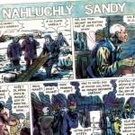 Komiks: Nahluchlý Sandy