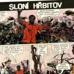 Komiks: Sloní hřbitov