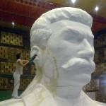 Stalin se vrací! V Praze vyroste obří socha pro potřeby filmařů