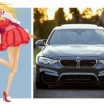 Blondýnka, BMW a vysmátí úředníci
