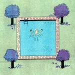 Hlavolam: Dá se na této zahradě postavit větší bazén?