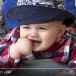 Skrytá kamera: Čurající miminko