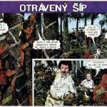 Komiks: Otrávený šíp