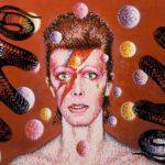 U řeky Mekong objevili hada připomínajícího zpěváka Davida Bowieho