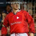 Fotbalový fenomén jménem Eric Cantona