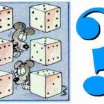 Hlavolam: Myši a kostky