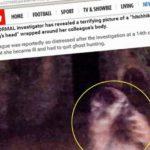 Duch se psí hlavou napadl turisty na zámku v Anglii