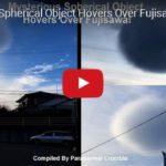 Nad Japonskem se objevil mrak – koule