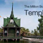 V Thajsku mají PIVNÍ CHRÁM z miliónu skleněných lahví