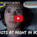 Nová výzva: Dokážete přespat v prodejně IKEA?