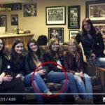 Kam se ztratily dívčí nohy?