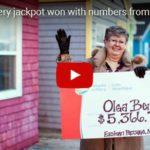 Žena vsadila čísla ze snu a… vyhrála 100 milionů