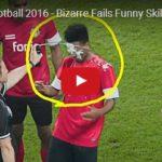 Nejvtipnější momenty z fotbalového světa
