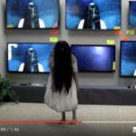 Skrytá kamera: Holčička z hororu Kruh