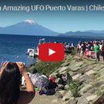 STŘET UFO S ARMÁDNÍM LETADLEM natočili v Chile