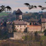 DOBRODRUŽSTVÍ S NETOPÝRY: přijďte si je prohlédnout na hrady Točník a Sovinec