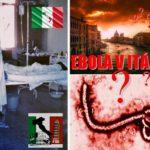 V ITÁLII VYPUKLA EPIDEMIE EBOLY, přivlekli ji uprchlíci. Nebo jde o hoax?