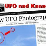 KOVOVÁ KOULE NA OBLOZE? Nad Kanadou proletělo UFO