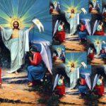 JEŽÍŠ PADÁ Z KŘÍŽE A… (skrytá kamera)
