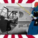 ZÁHADNĚ ZTRACENOU PILOTKU PRÝ… UNESLI JAPONCI!