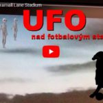 Video: UFO NAD STADIONEM SHEFFIELDU UNITED
