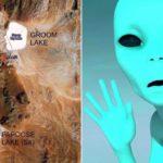 Na kterých amerických základnách můžou ukrývat UFO?