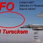 VIDEO: natočil australský Řek v Turecku syrské UFO?
