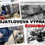 2018: Zvrat v případu Djatlovovy výpravy! EXHUMACE ZOLOTARJOVA!