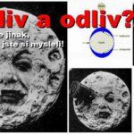 Příliv a odliv, aneb jak to ten Měsíc dělá?
