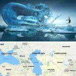 Tajuplné souvislosti na pólech Země a na 45. rovnoběžce