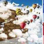 Jak těžké jsou mraky a proč nespadnou z nebe na zem? (Zajímavá věda)