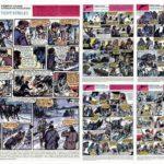 TICHÝ STŘELEC – komiks z časopisu ABC z roku 1978…