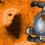 Můžou bouře na na Marsu ovlivnit i tamní sporné objekty?