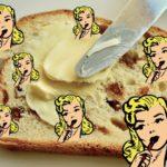 Fyzika v kuchyni – chleba, který padá na zem namazanou stranou