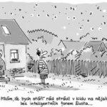 Vtip pro dnešní den – MIROSLAV KEMEL