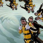 Předepisuje fyzika směr vodního víru?