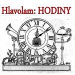 HLAVOLAM: HODINY