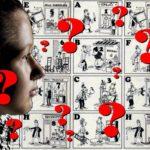 Hlavolam: KDO MÁ KAM NAMÍŘENO?
