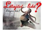 LÉTAJÍCÍ LIDÉ? LÉTAJÍCÍ LIDÉ! (levitace, levitation…)